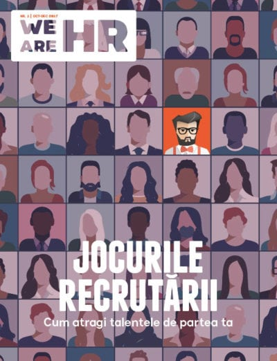eJobs lansează We Are HR, revista dedicată profesioniștilor din resurse umane