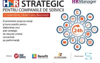 HR Strategic pentru Companiile de Servicii