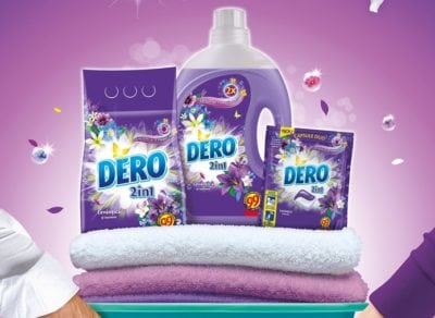 O nouă campanie de comunicare Dero