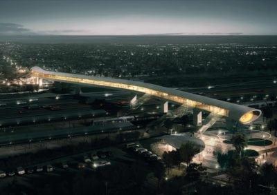 Un pod danez realizat cu oțel românesc