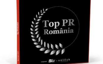 Top PR România 2017
