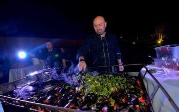 Chef Scărlătescu gătește la Jubile Concept