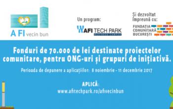 Fonduri de 70.000 de lei destinate proiectelor comunitare