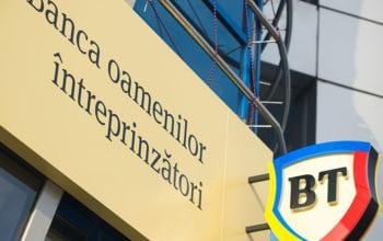 Banca Transilvania, profit net de 780 mil. lei la 9 luni