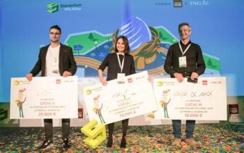 Premii de 100.000 de euro pentru antreprenori la Startarium PitchDay