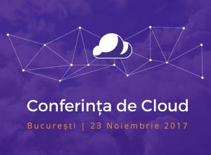 Prima conferință de Cloud din România
