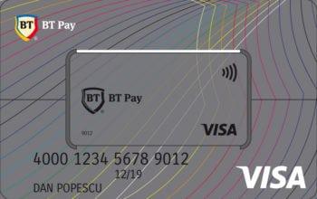 Banca Transilvania lansează Stickerul BT Pay