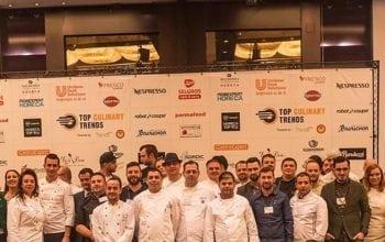 Începe a III-a ediție a evenimentului Top Culinary Trends