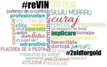 Titi Aur și Silviu Moraru #reVIN din 2018 în Campionatul Național de Raliuri
