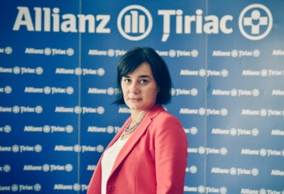 Mirjana Krolo, noul COO al Allianz-Ţiriac