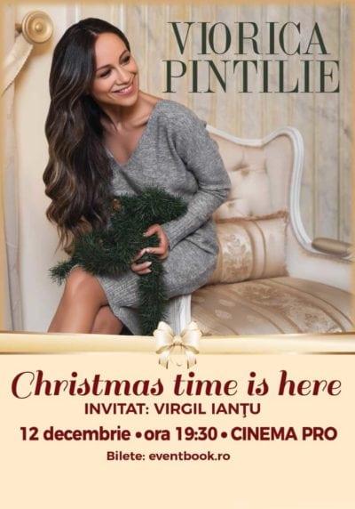"""Jazz de Crăciun la lansarea albumului """"Christmas time is here"""""""