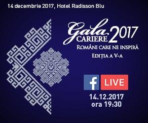 Gala Cariere 2017