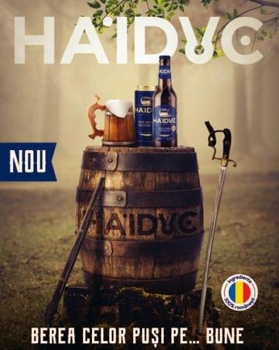 Penny Market lansează berea Haiduc
