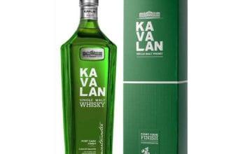 Whisky-ul taiwanez, premiat internațional