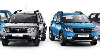 Dacia a vândut peste 655.000 de vehicule în 2017
