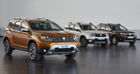 Câte mașini a vândut Dacia în 2017?