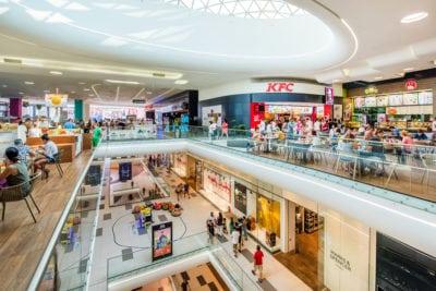 Mega Mall regândeşte zona de food
