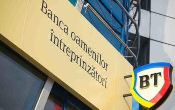 Banca Transilvania, profit net de 1,2 miliarde de lei