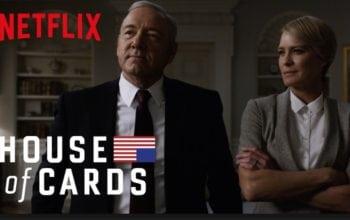 Netflix reia filmările pentru House of Cards