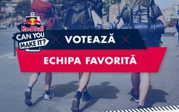 Campania Red Bull Can You Make It? te invită să îți votezi favoriții