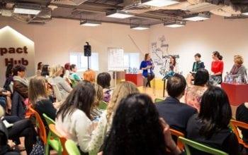 Impact Hub Bucharest organizează a doua ediție Women of Romania