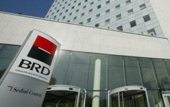 Grupul BRD, profit net în creștere cu 85%