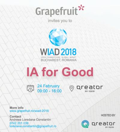 Grapefruit organizează World Information Architecture Day 2018