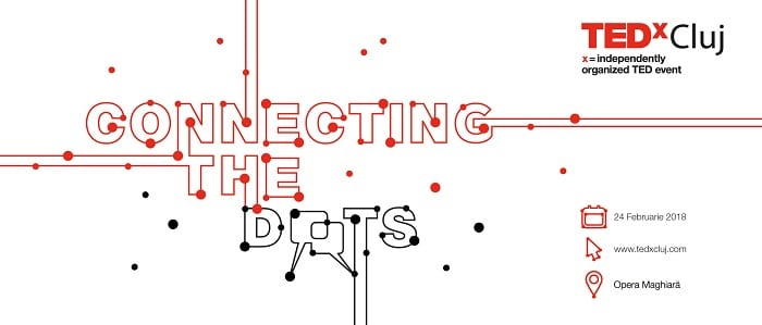 TEDxCluj 2018 – Connecting The Dots