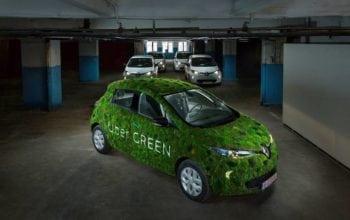 Mașini electrice la Uber