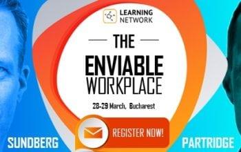 Employer Branding  – Un loc de muncă de invitiat