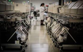 Bosch face angajări la fabrica din Cluj