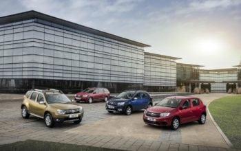 Dacia a vândut 5 milioane de mașini în 14 ani