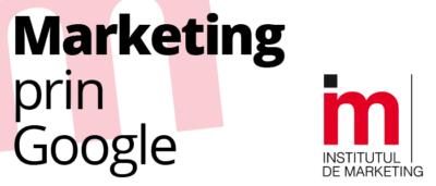 Marketing prin Google