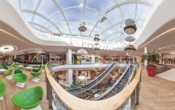 Noul Sun Plaza are 81.000 mp și peste 170 de magazine