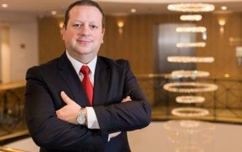 Nou CEO pentru Athénée Palace Hilton