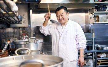 Maestrul gastronomiei japoneze