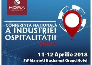 Se dă startul Conferinței Naționale a Industriei Ospitalității