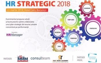 Soluţii şi bune practici pentru elaborarea unui plan strategic de resurse umane