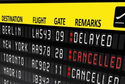 Ce drepturi ai când întârzie zborul?