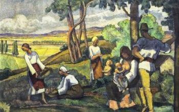 Colecția de artă BCR, expusă la Art Safari