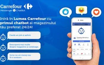 Primul ChatBot al unui retailer în România