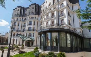 Primul hotel din România membru Relais & Châteaux