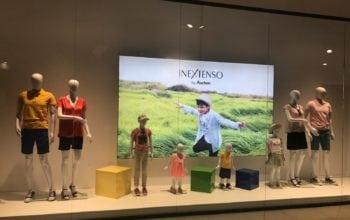 Auchan a deschis al nouălea magazin In Extenso