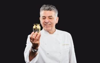Chef Joseph Hadad, ambasador de imagine al muştarului Maille