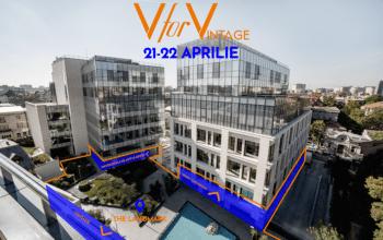 V for Vintage are loc în acest weekend