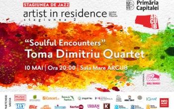 Toma Dimitriu revine la Artist in Residence