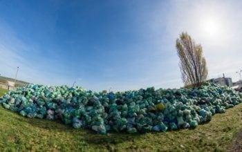 Tone de deșeuri colectate