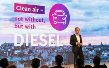 Tehnologie diesel cu emisii reduse