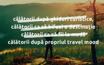 Călătorii gândite după dispoziție