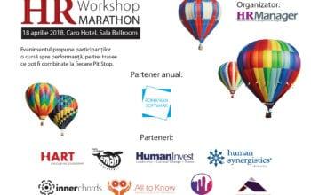 Antrenează-te la HR Workshop Marathon 2018